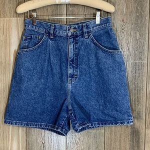 VNTG Lee High Rise Mon Shorts Sz 12
